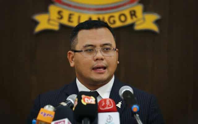Selepas subuh MB Selangor ucap syukur loji air kembali beroperasi