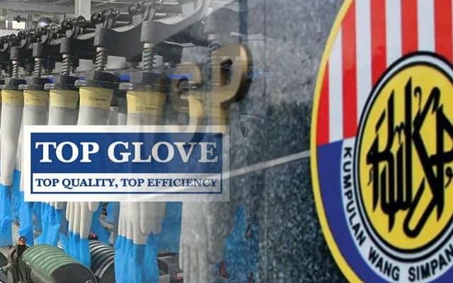 KWSP beli 13.2 juta saham Top Glove