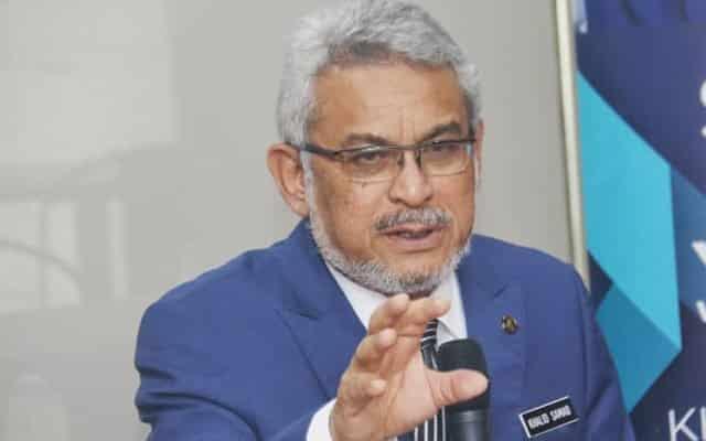 Muhyiddin lebih takut akan jatuh dikhianati rakan dalam PN – Khalid