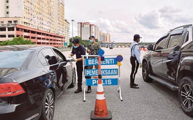 PKP : Sekarang masih mood nasihat, Sabtu tindakan tegas mula diambil – Menteri