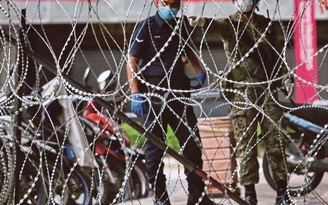 [VIDEO] Penduduk Lahad Datu 'naik angin' bila dimaklum PKPD dilanjutkan