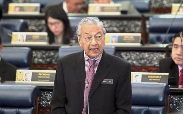 Panas !!! Mahathir bengang dengan sikap MP pembangkang