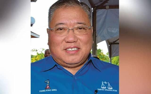MP Bintulu perlu minta maaf isu 'DG takut mati' – Ceupacs