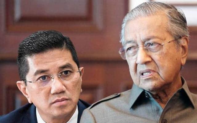 Azmin dan langkah sheraton, Mahathir mahu dedahkan segalanya di mahkamah