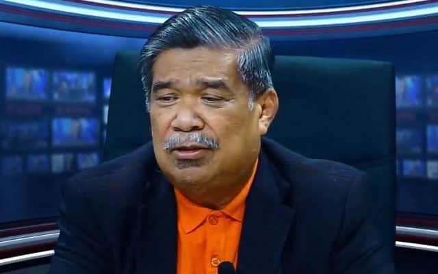 [VIDEO] Masuk Amanah ada alasan, keluar pun ada pelbagai alasan, Mat Sabu ulas isu Adun lompat ke PKR