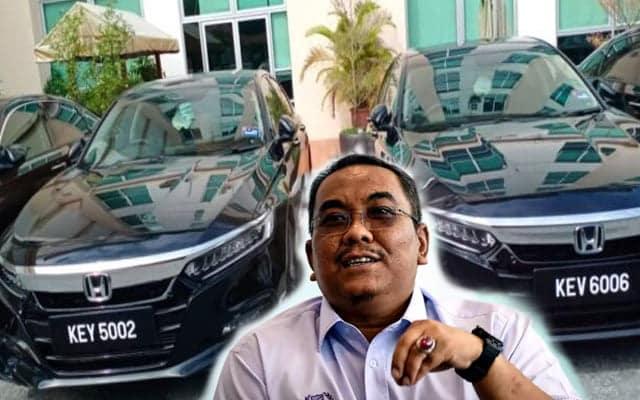 Honda Accord untuk ketua jabatan, bukan exco – MB Kedah