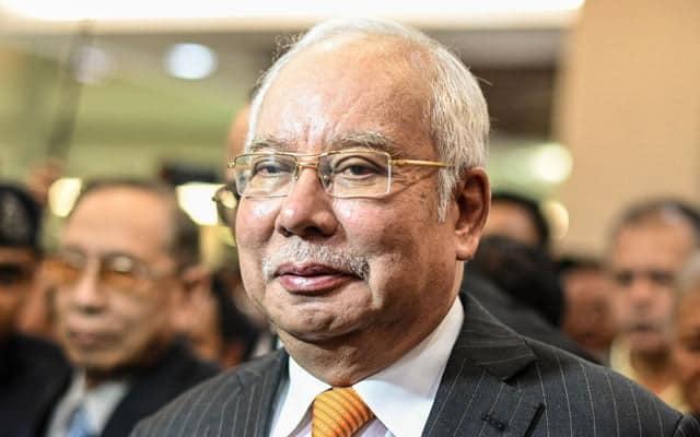 Yang KWSP nak jual aset tu dah kenapa? soal Najib