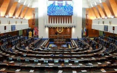 Parlimen akan terbubar