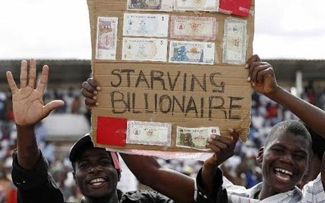 [VIDEO] Pengalaman negara Zimbabwe cetak wang kerana mahu cepat kaya