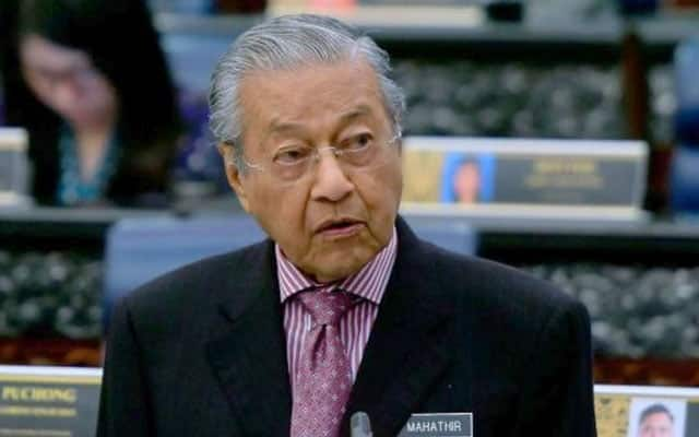 Peruntukan pembangunan pejabat MITI bernilai RM160 juta perlu ditangguh – Tun M