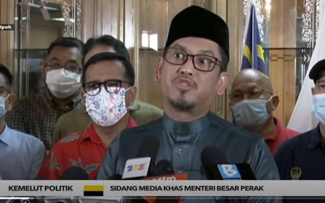 'Jumpa di Sri Satria', ayat Faizal cetus spekulasi bakal jadi TPM