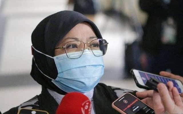 Kes Ku Nan, keberanian dan ketegasan Julia Ibrahim curi tumpuan