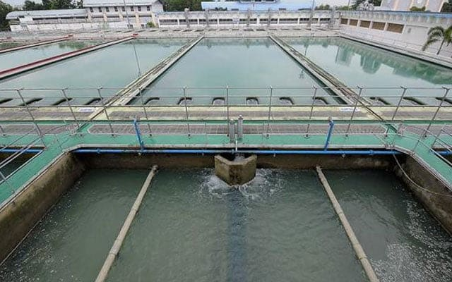 Bekalan air di 664 kawasan di Lembah Klang pulih