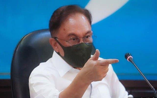 Luaskan kerjasama dalam pembangkang bukan bermakna mahu ketepikan Anwar