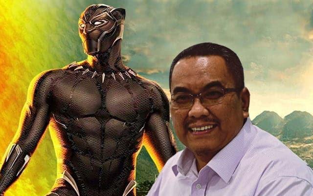 Mineral RM43 trilion : Netizen 'troll' Kedah sudah jadi negara Wakanda