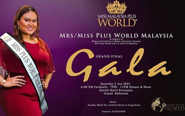 Disebalik bantahan Yadim, penganjur terus pertahan Miss Plus World Malaysia