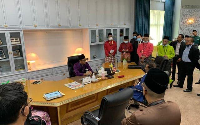 MB Perak harap apa yang berlaku di Perak tidak berjangkit ke Persekutuan