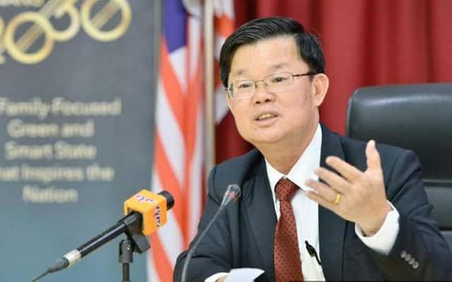 P.Pinang beri sokongan penuh jika Kedah mohon pampasan dari Putrajaya