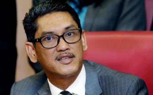 Nasib Peja sebagai MB Perak kini ditangan Umno