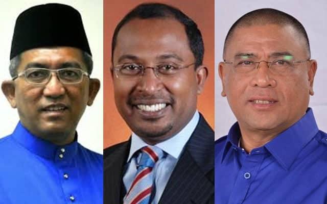 Terkini !!! Sumber dedah 3 nama calon MB Perak dari Umno