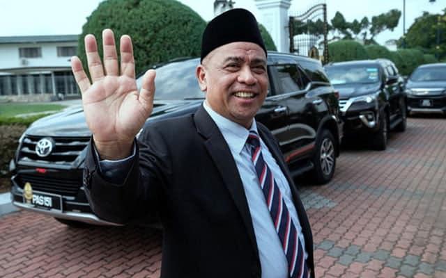 Terkini !!! Selepas 3 pimpinan PH, pengerusi Umno Perak pula menghadap Sultan Nazrin