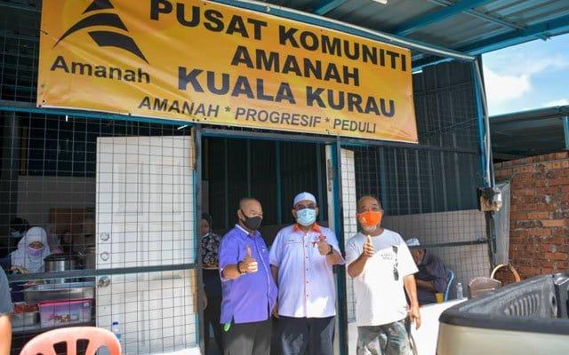 AMANAH Parit Buntar buka Pusat Komuniti bantu penduduk DUN Kuala Kurau