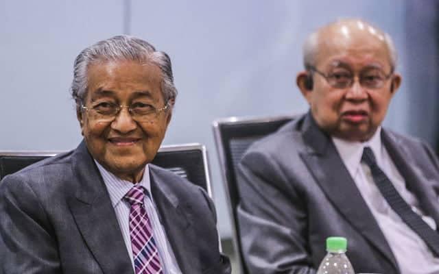 GEMPAR   Rahsia di sebalik sidang media Mahathir-Ku Li akhirnya terbongkar