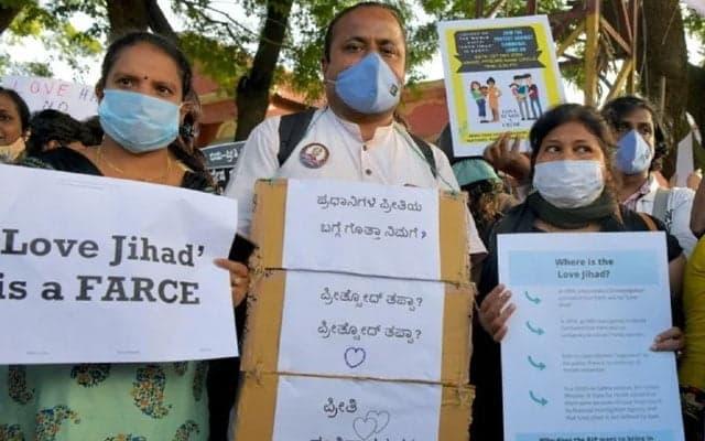 India laksana undang-undang larang tukar agama kerana perkahwinan