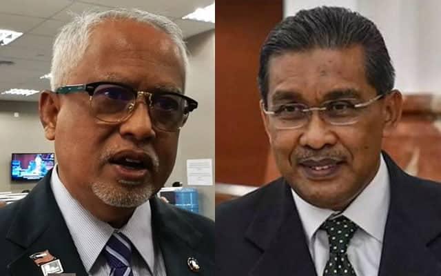 Negeri PN pun ada menteri penyelaras?, tanya Mahfuz