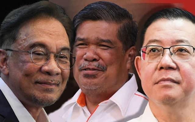 Gempar !!! Blogger pro Anwar tuduh Mat Sabu dan Guan Eng mahu singkir Anwar