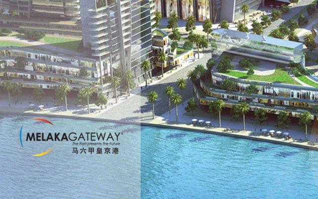 Pemaju Melaka Gateway saman k'jaan Melaka