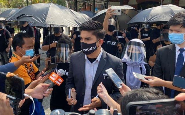 TAK LULUS-LULUS | Parti Muda heret ROS ke mahkamah