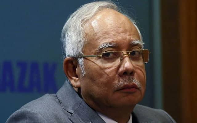 Najib rasa marah kerana diperdaya waktu jadi PM
