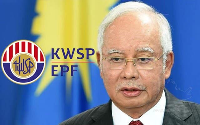 Rakyat kecewa dan kesal dengan Najib  berhubung isu KWSP