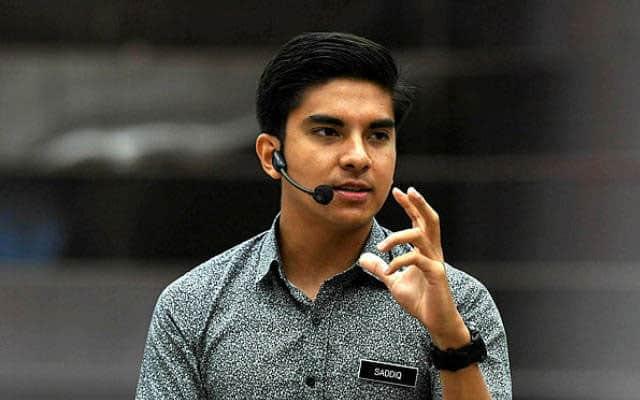 Pemimpin lebih muda, Malaysia perlu melihat pada merit dan bukannya kroni – Syed Saddiq