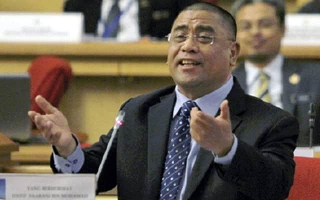 Bersatu dan Pas tunduk kepada Umno, calon Saarani sebagai MB