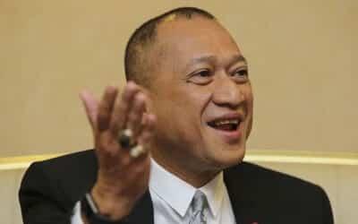 Nazri dedah kenapa Ku Li letak jawatan dalam Umno