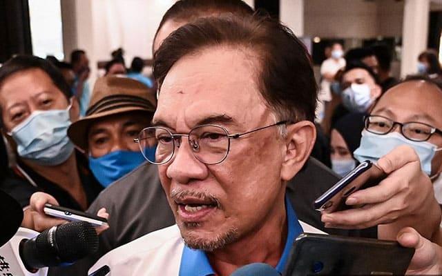 Kerajaan PN tidak mampu beri keyakinan untuk masa depan yang lebih baik bagi semua – Anwar