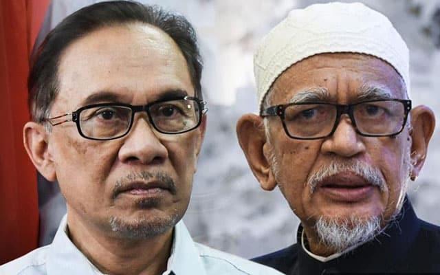 Hadi sindir Anwar gagal dapat jumlah sokongan mencukupi, mengidam jadi PM