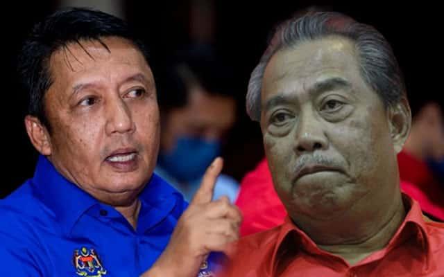 """Ahmad Jazlan sebagai """"kejatuhan domino pertama"""" ahli parlimen Umno terhadap Muhyiddin"""