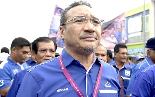 Hishammuddin kerajaan PN