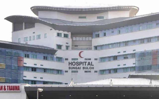 Doktor Hospital Sg Buloh luah perasaan