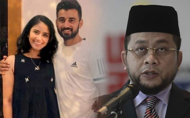 Isu kahwin upacara Sikh : Timb Menteri Agama tak pasti Illi Najwa dah balik ke Malaysia atau belum