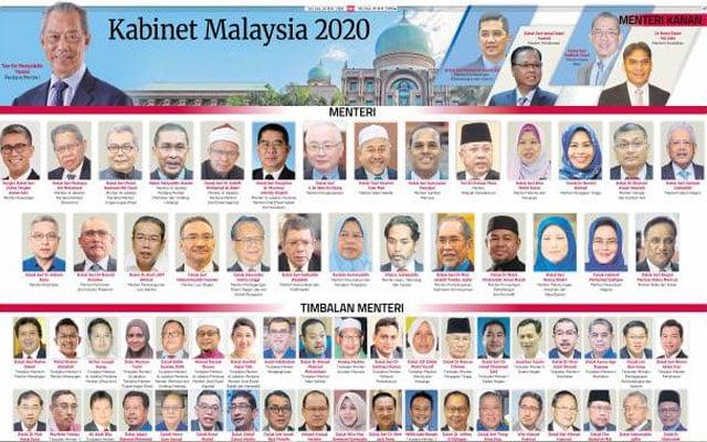 Gempar !!! 4 kegagalan utama PN, Menteri dan kabinet perlu letak jawatan