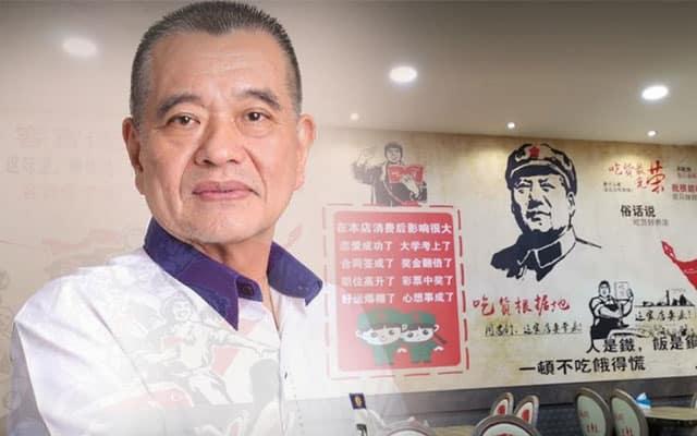 Pemimpin MCA tegur tindakan polis buang karikatur pemimpin revolusi komunis China