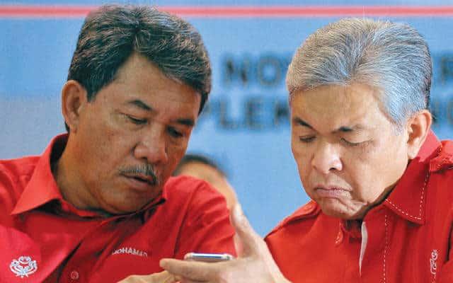 Timb Presiden Umno tegur tindakan tidak beretika desak Presiden berundur