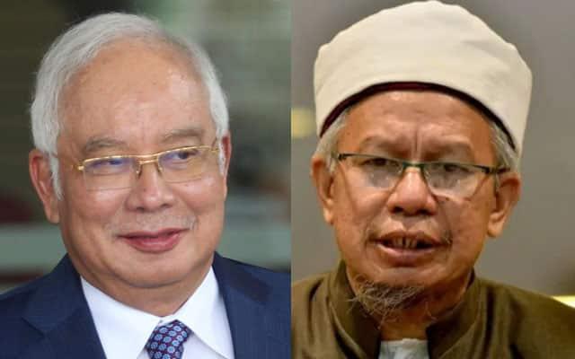 Sendiri tulis, sendiri edit untuk padam kemudian tuduh fake news?, Najib sindir Menteri Agama