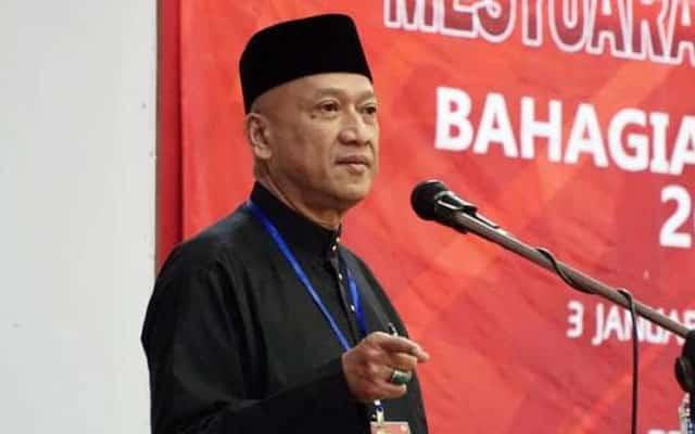 Gempar !!! Nazri cadang kerajaan sementara lepas Umno tinggalkan Bersatu