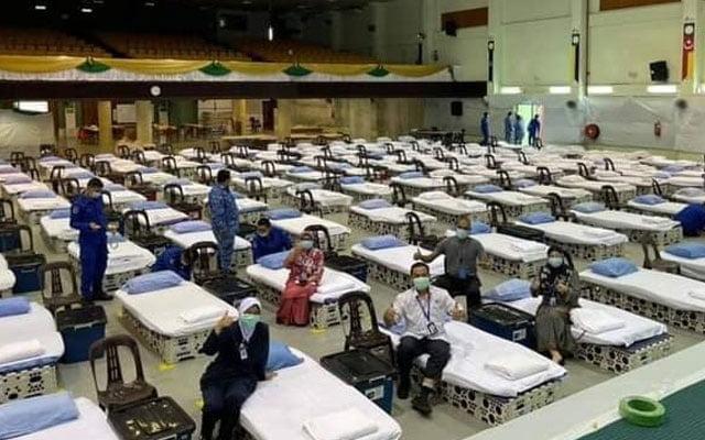 Covid-19 : Kemudahan kesihatan Kelantan tidak mampu bertahan lama