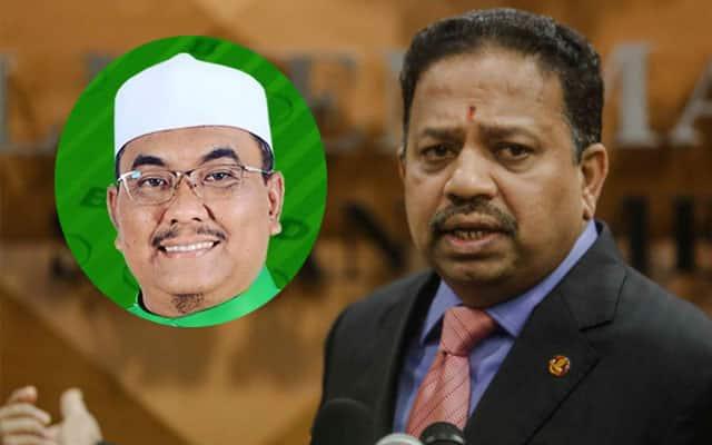 Sanusi sombong, perasan parti dia sendirian bentuk kerajaan di Kedah – MIC